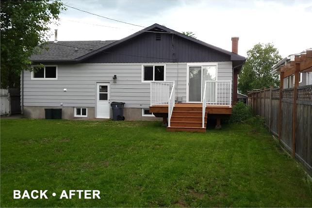 House renovation after photo